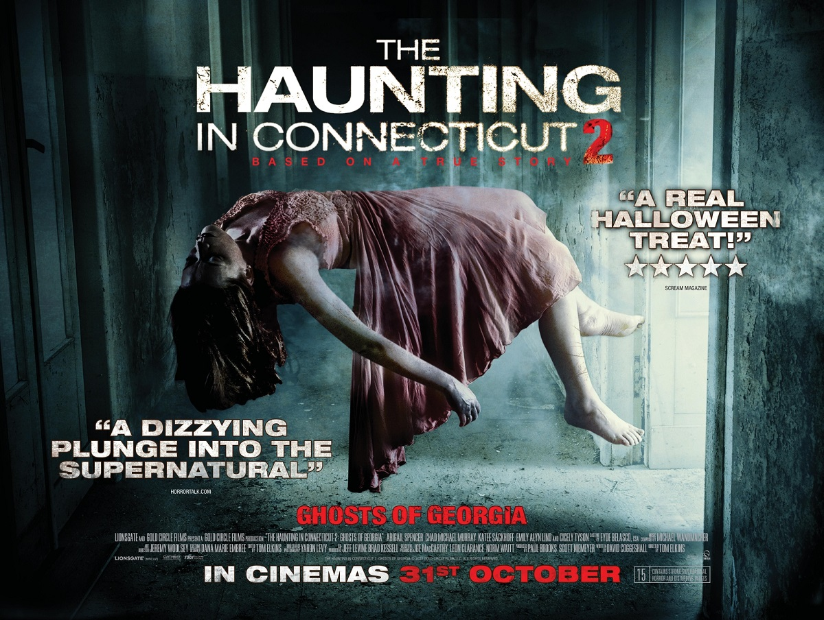 the haunting connecticut 2 poster heyuguys