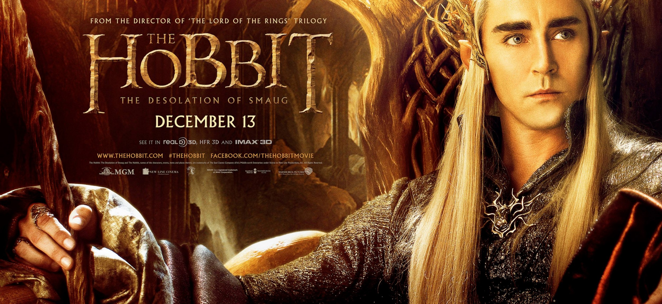The Hobbit: The Desolation of Smaug - 915.9KB