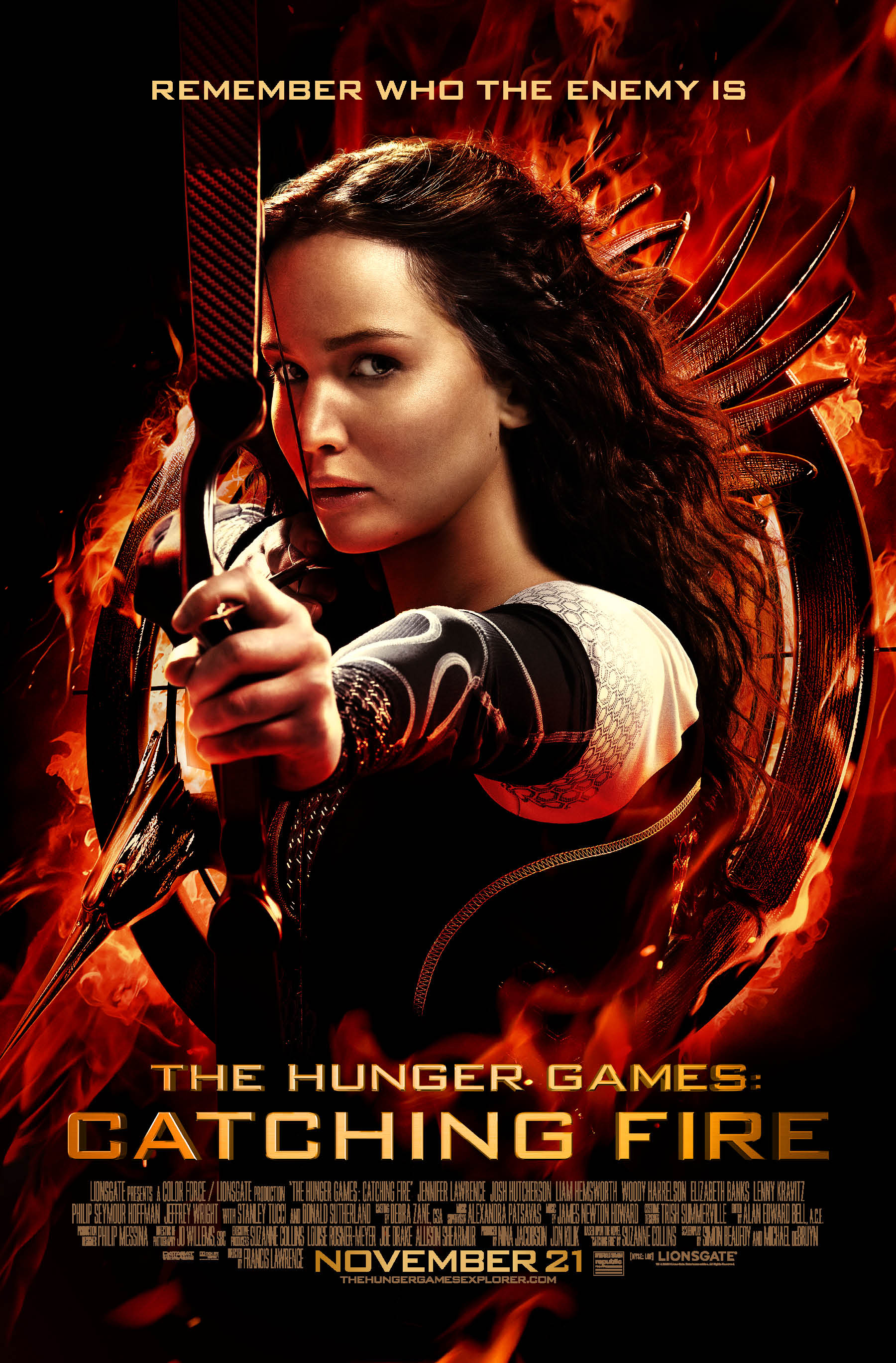 The-Hunger-Games:-Catching-Fire-Poster