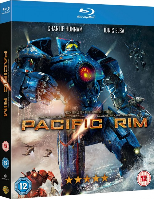 (UK) Pacific Rim Pacific Rim 2013 Bluray