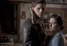 The Woman in Black Angel of Death with Jeremy Irvine as Harry and Phoebe Fox as Eve