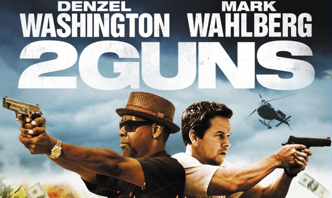 2 Guns [Blu-ray]: Amazon.de: Denzel Washington, Mark ...