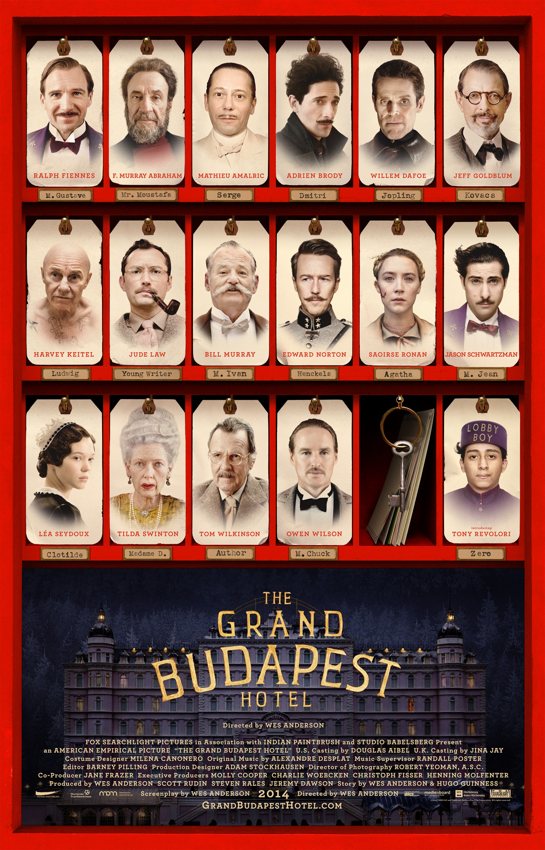 Grand Budapest Hotel Lea Seydoux
