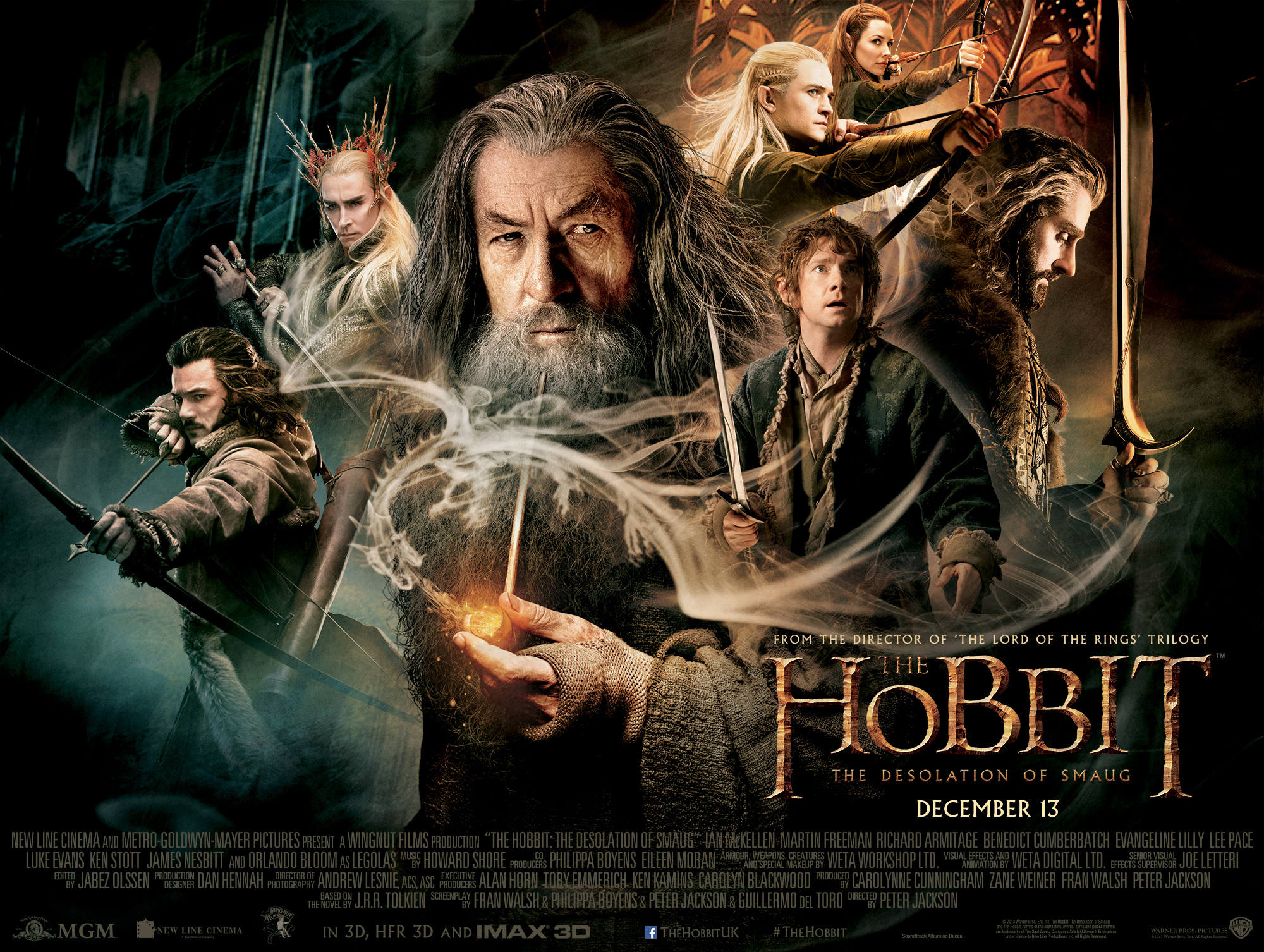 the hobbit the desolation of smaug pdf free download