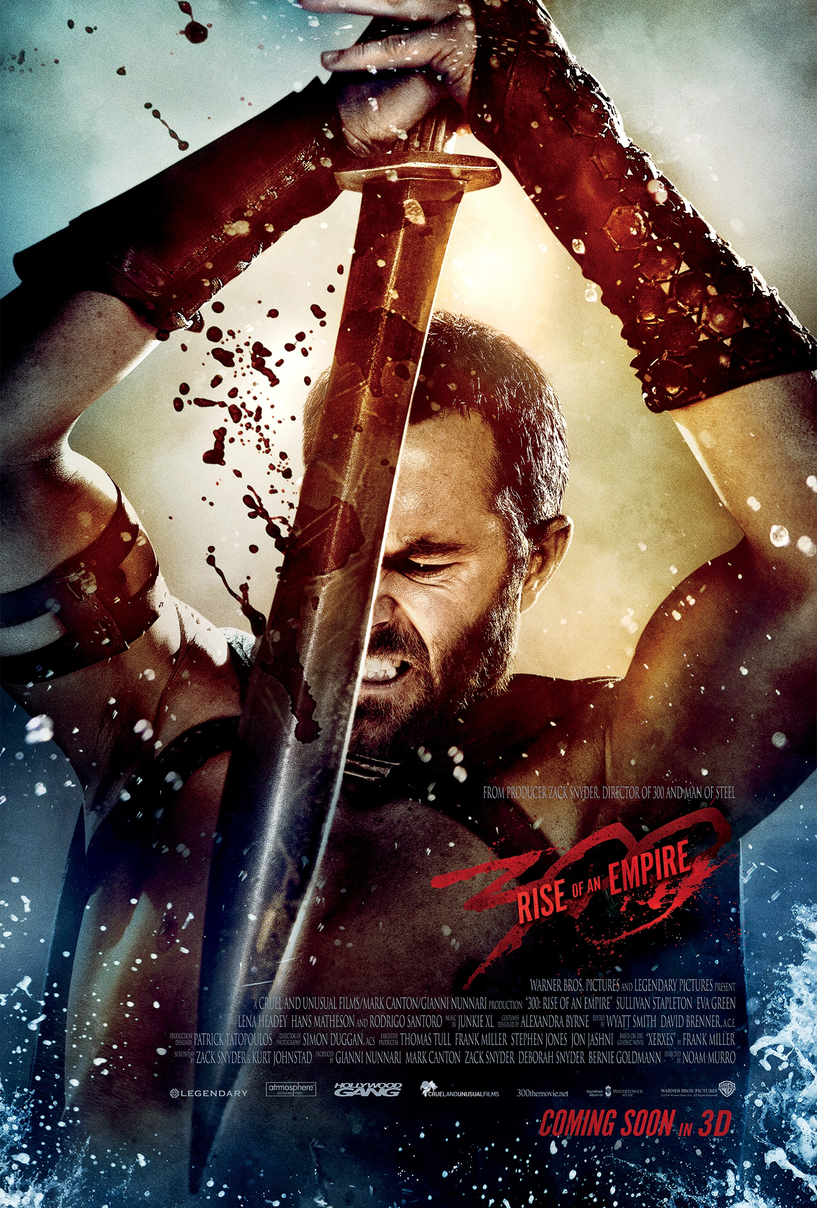 300: Rise of an Empire Poster - HeyUGuys
