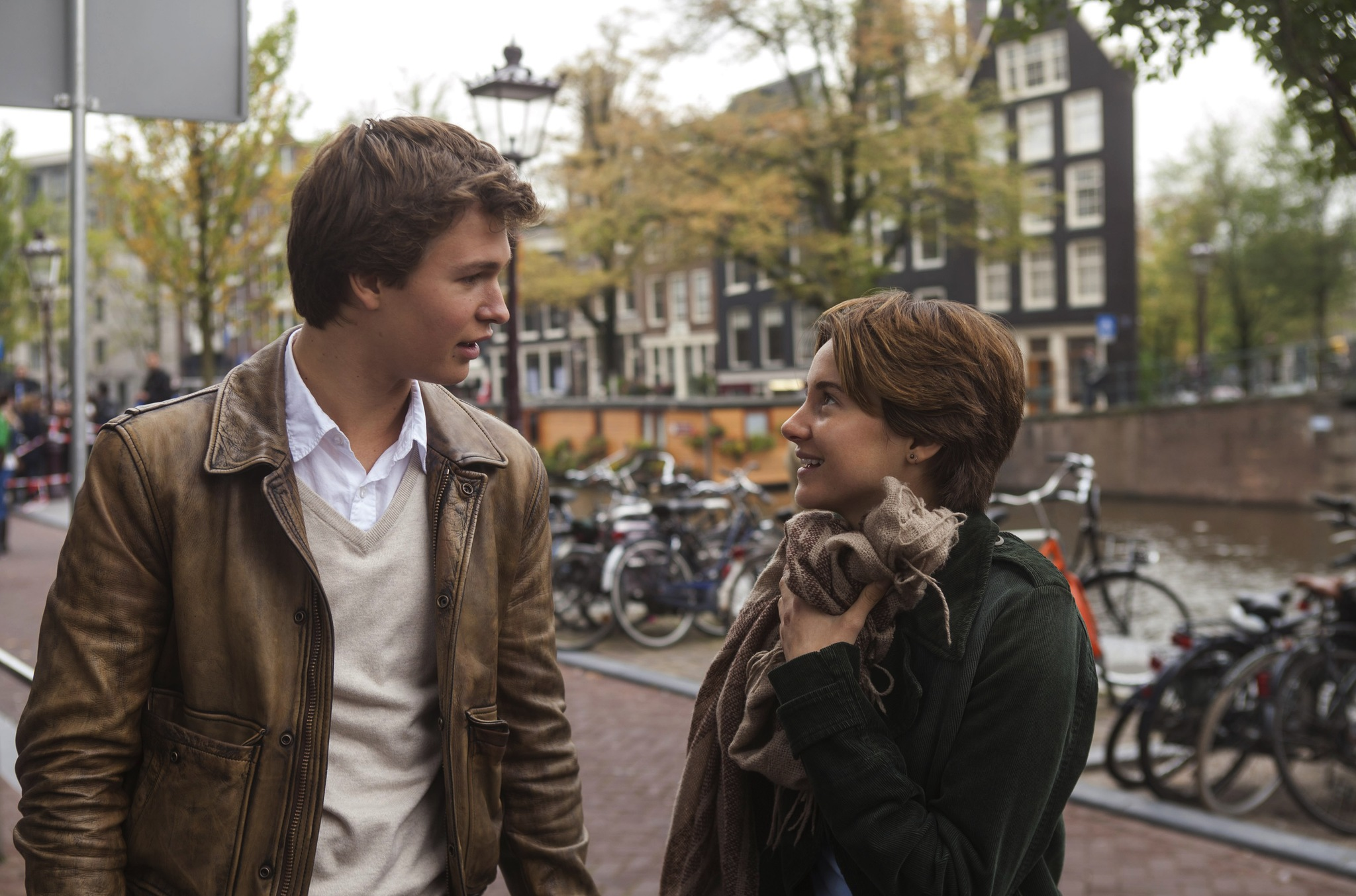 The Fault in Our Stars Images