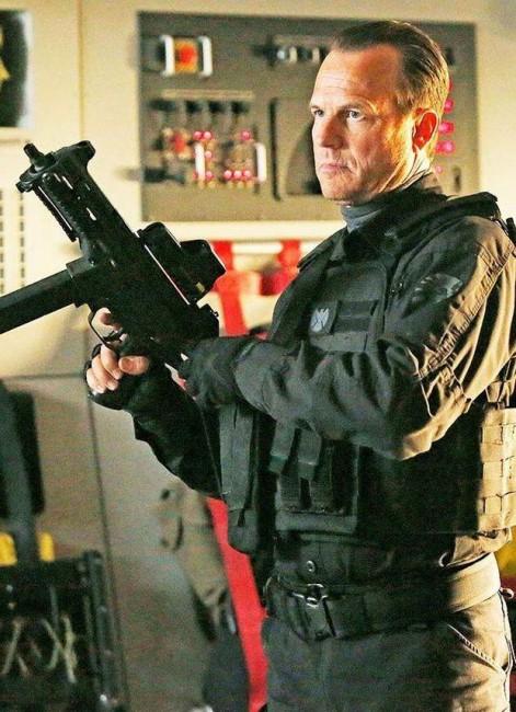 Bill Paxton - S.H.I.E.L.D.