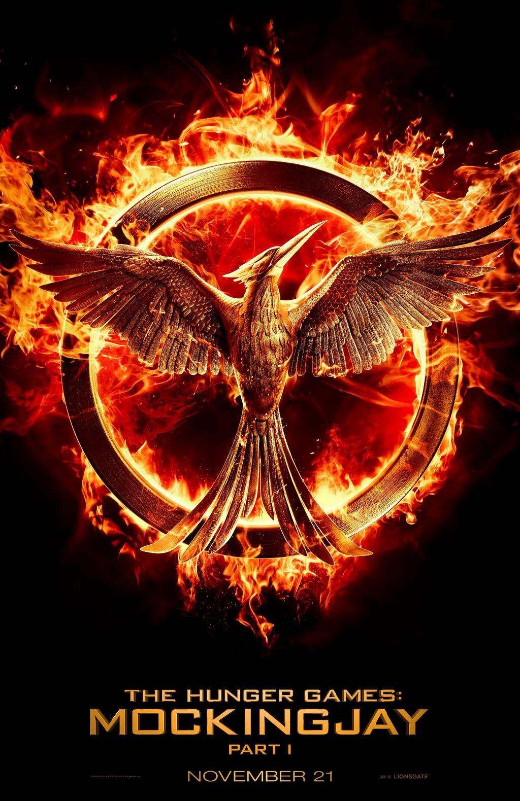 hunger games mockingjay  part 1 movie posters at movie