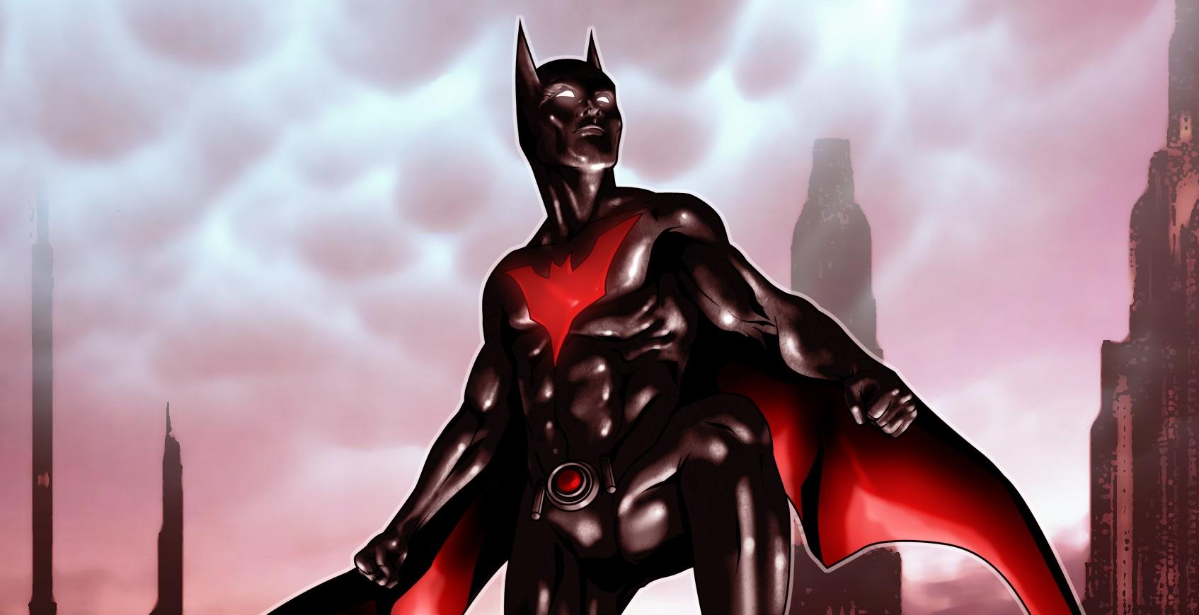 Batman Beyond - HeyUGuys