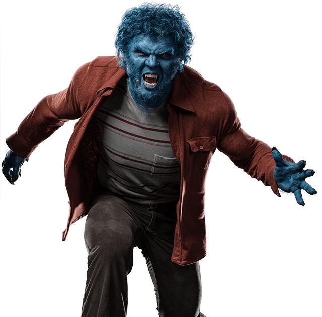 X Men Days Of Future Past Movie 2014 Beasty - HeyUGuys
