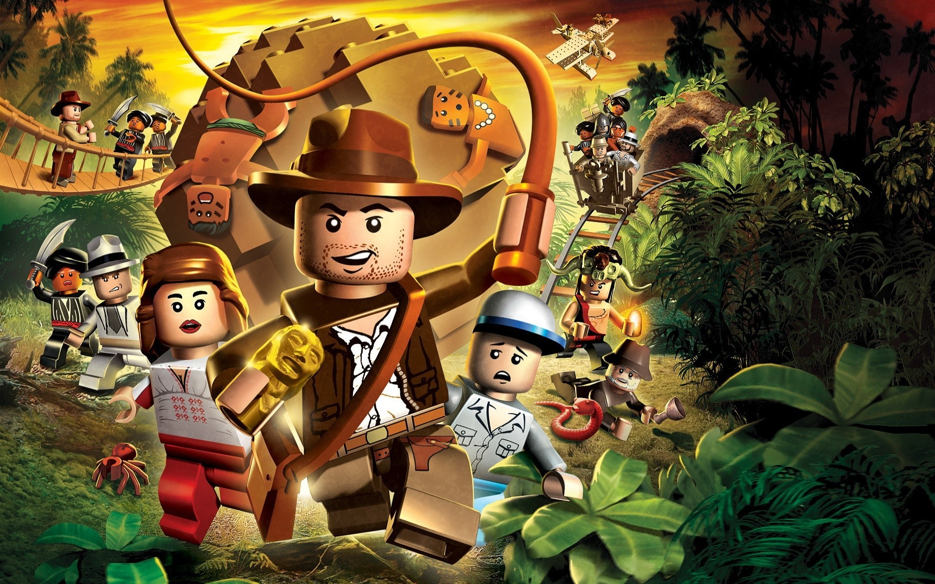 lego indiana jones   heyuguys