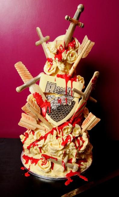 Choccywoccydoodah Wedding Cake Cost