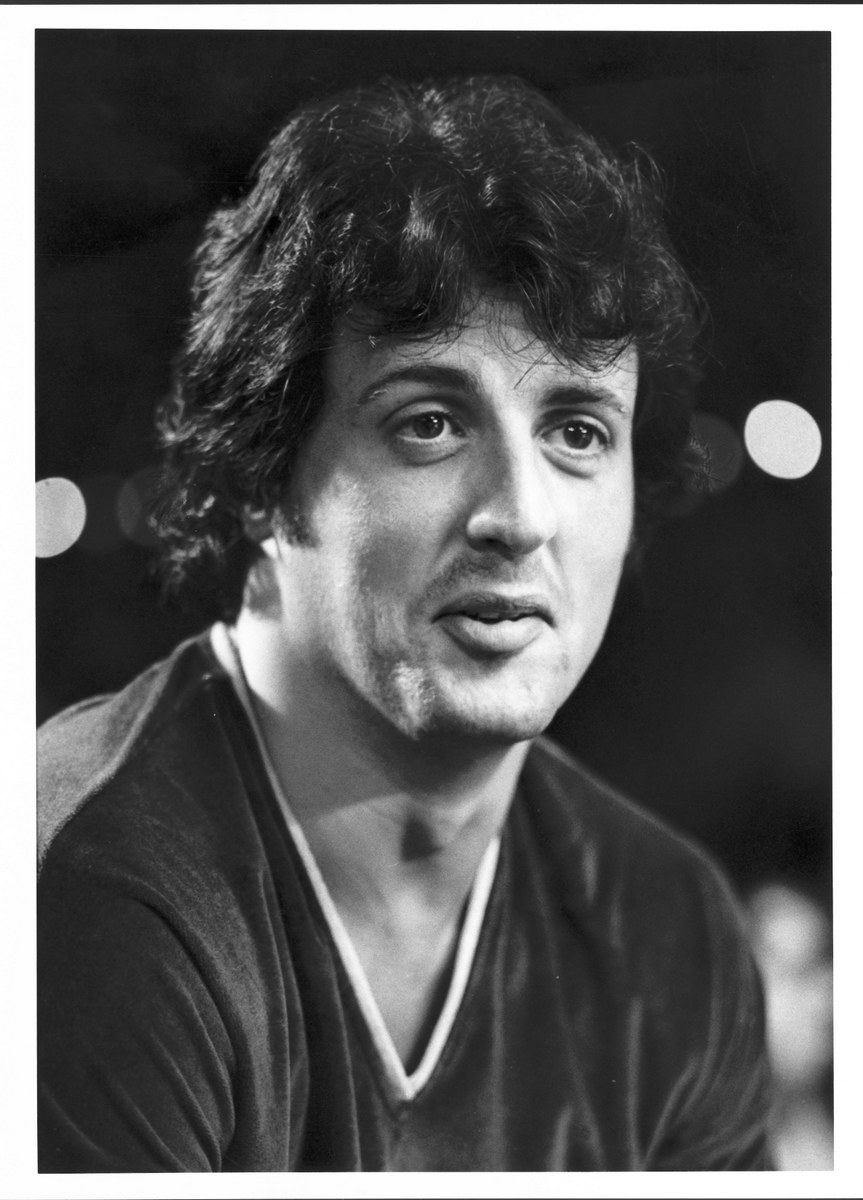 Sylvester Stallone in Rocky II | Celebrity love | Pinterest ...