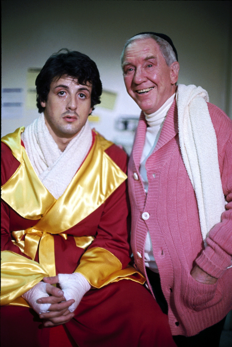 Exclusive Interview: Sylvester Stallone talks Rocky ...