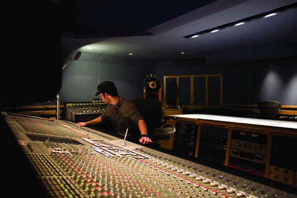 Bowers and Wilkins - Abbey Road - Studio 3