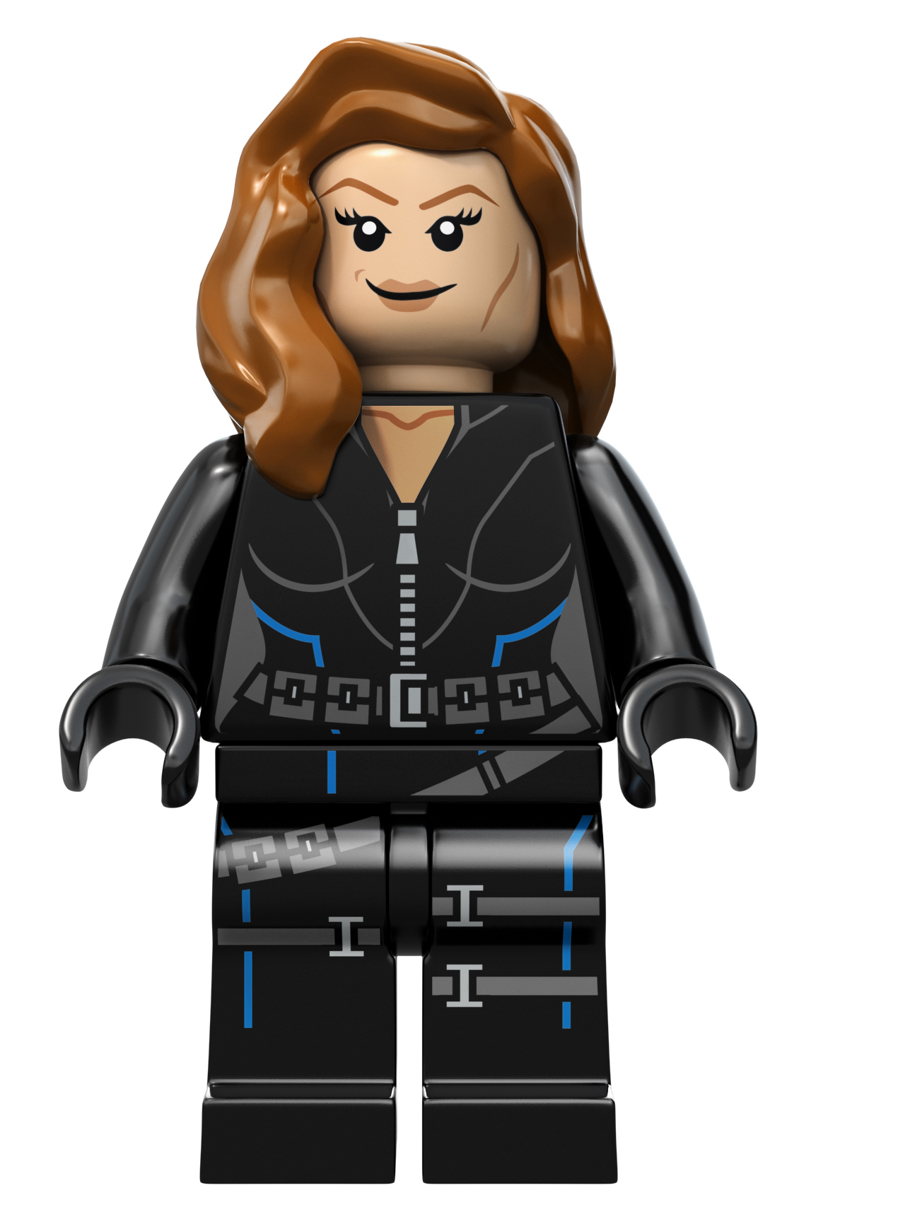 Black Widow - Captain America LEGO - HeyUGuys