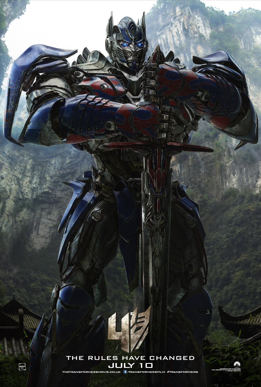 Optimus Prime     Transformers 4 PosterOptimus Prime Transformers 4 Wallpaper