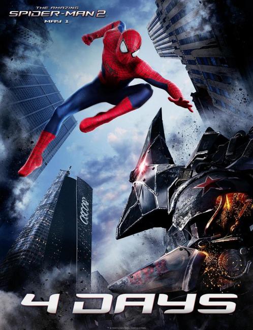 Spider-Man Rhino