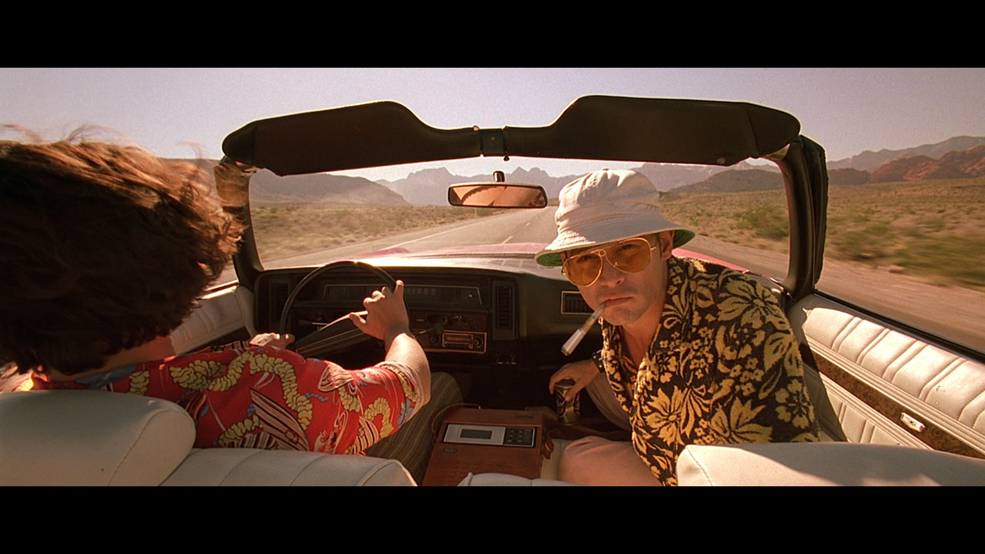 a review of the film fear and loathing in las vegas Fear and loathing in las vegas is a 1998 american scott tobias of the av club argued in his more recent review of the film that the film.