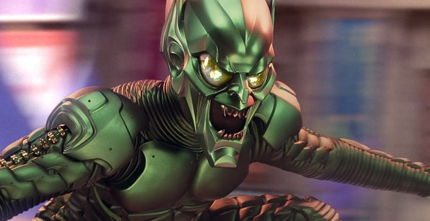 Green Goblin 2014 Suit Green Goblin Suit Pict...