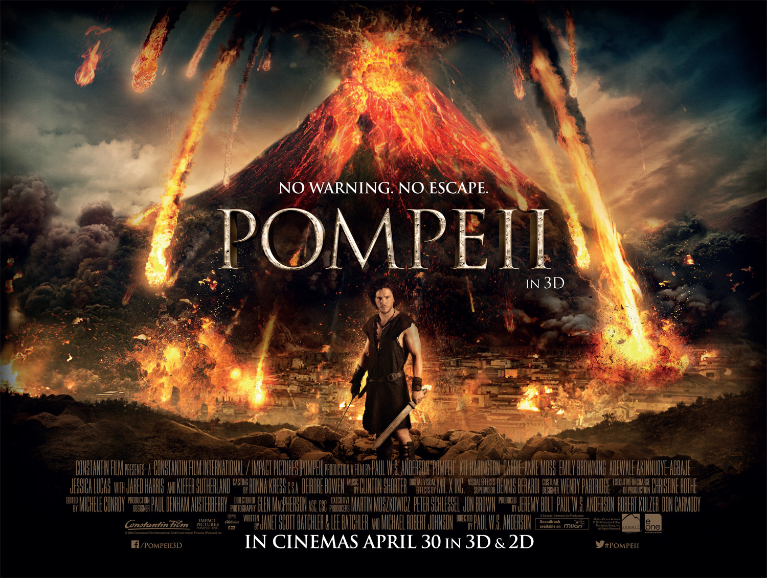 Pompeii Review - HeyUGuys