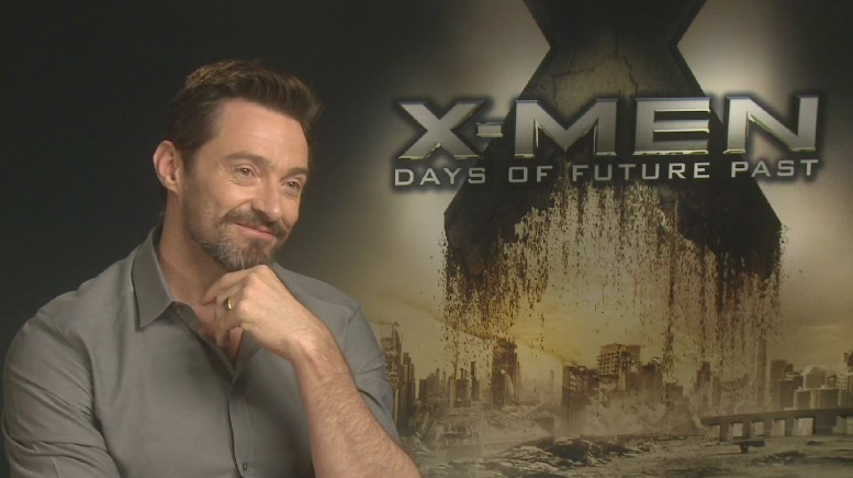 X Men Days Of Future Past Hugh Jackman