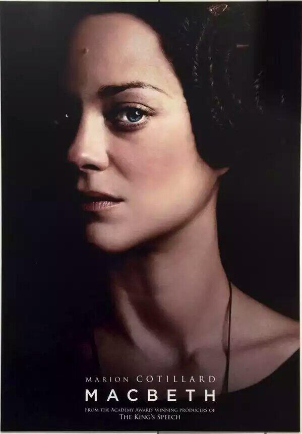 Marion Cotillard - Lady MacBeth - HeyUGuys