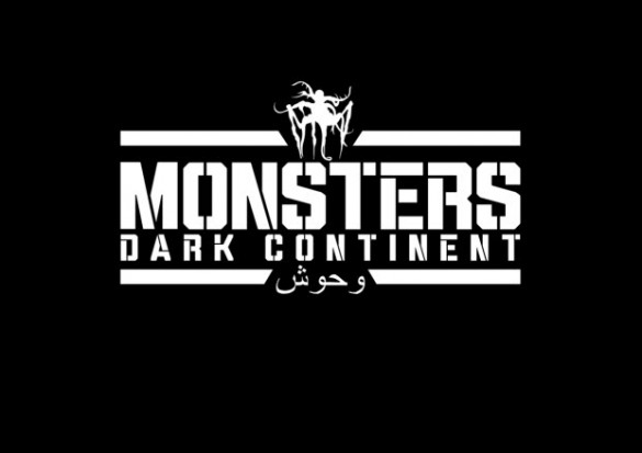 Monsters Dark Continent Logo