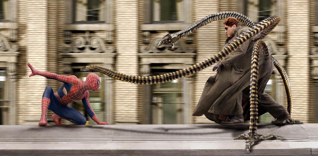 Spider-Man vs. Doctor ...