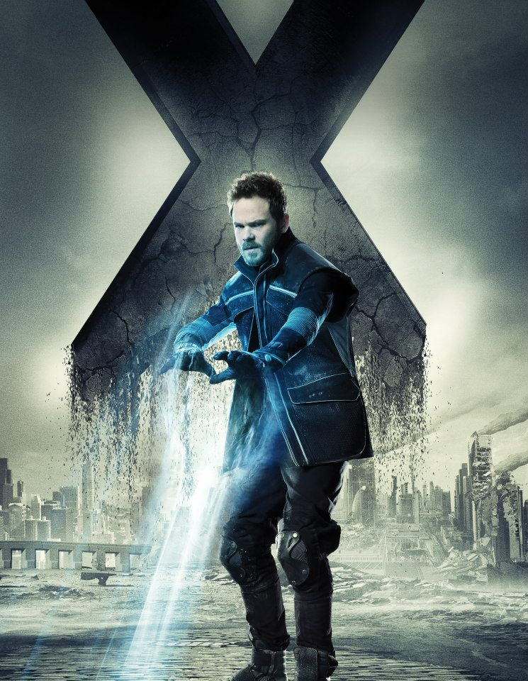 New Character Posters and TV Spots for XMen Days of