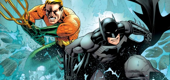 Aquaman Batman
