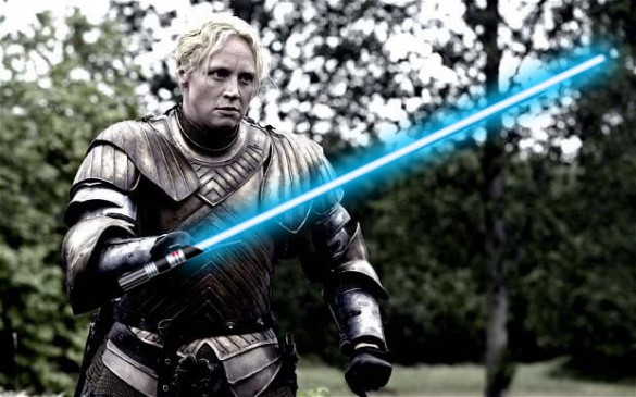 We predict what J.J. may do now that he's cast Gwendoline Christie and we like it a lot!