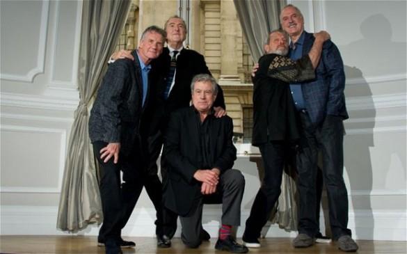 Monty Python Tour Press Conference Full Video