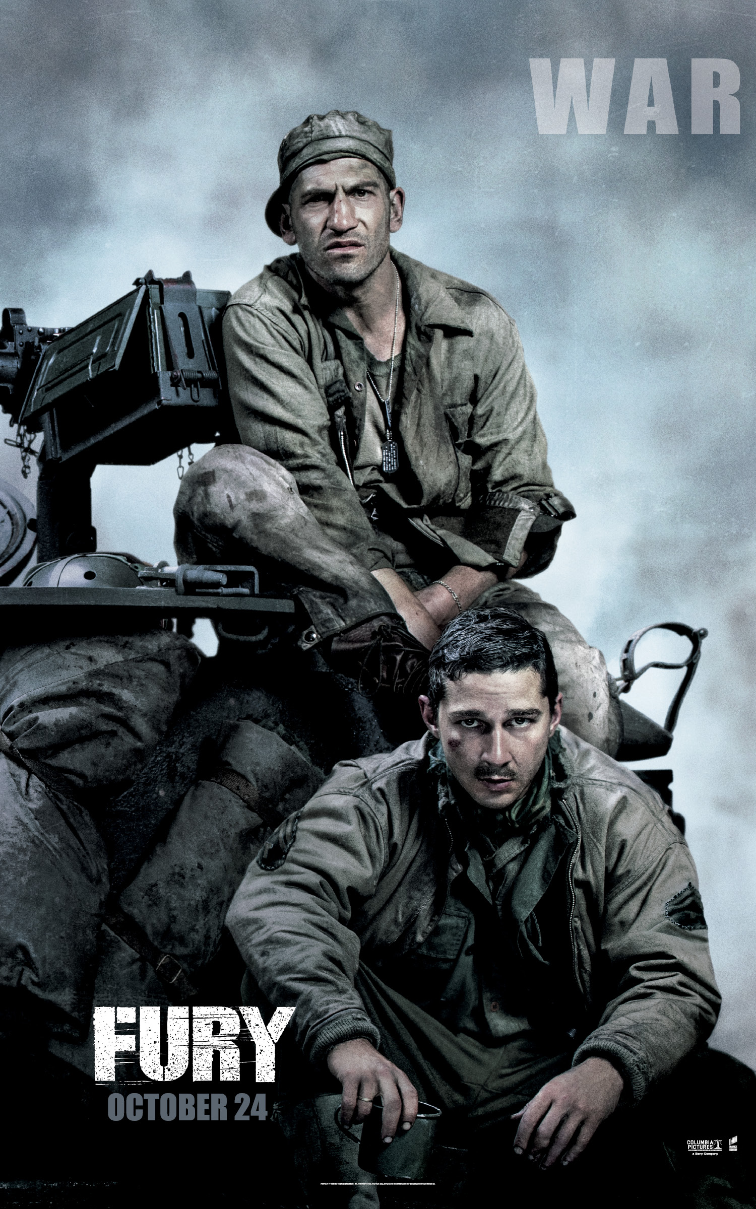Rhode Island Movie Corner: Fury (2014) review