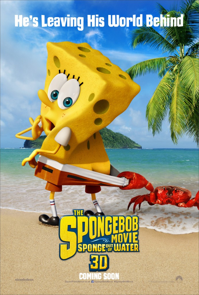 სპანჯბობი (ქართულად) - The SpongeBob Movie: Sponge Out of Water / Губка Боб в 3D (2015)
