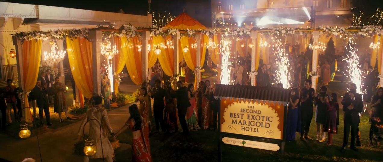 best marigold hotel torrent