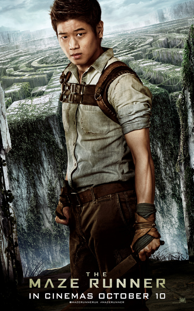 The Maze Runner Posters
