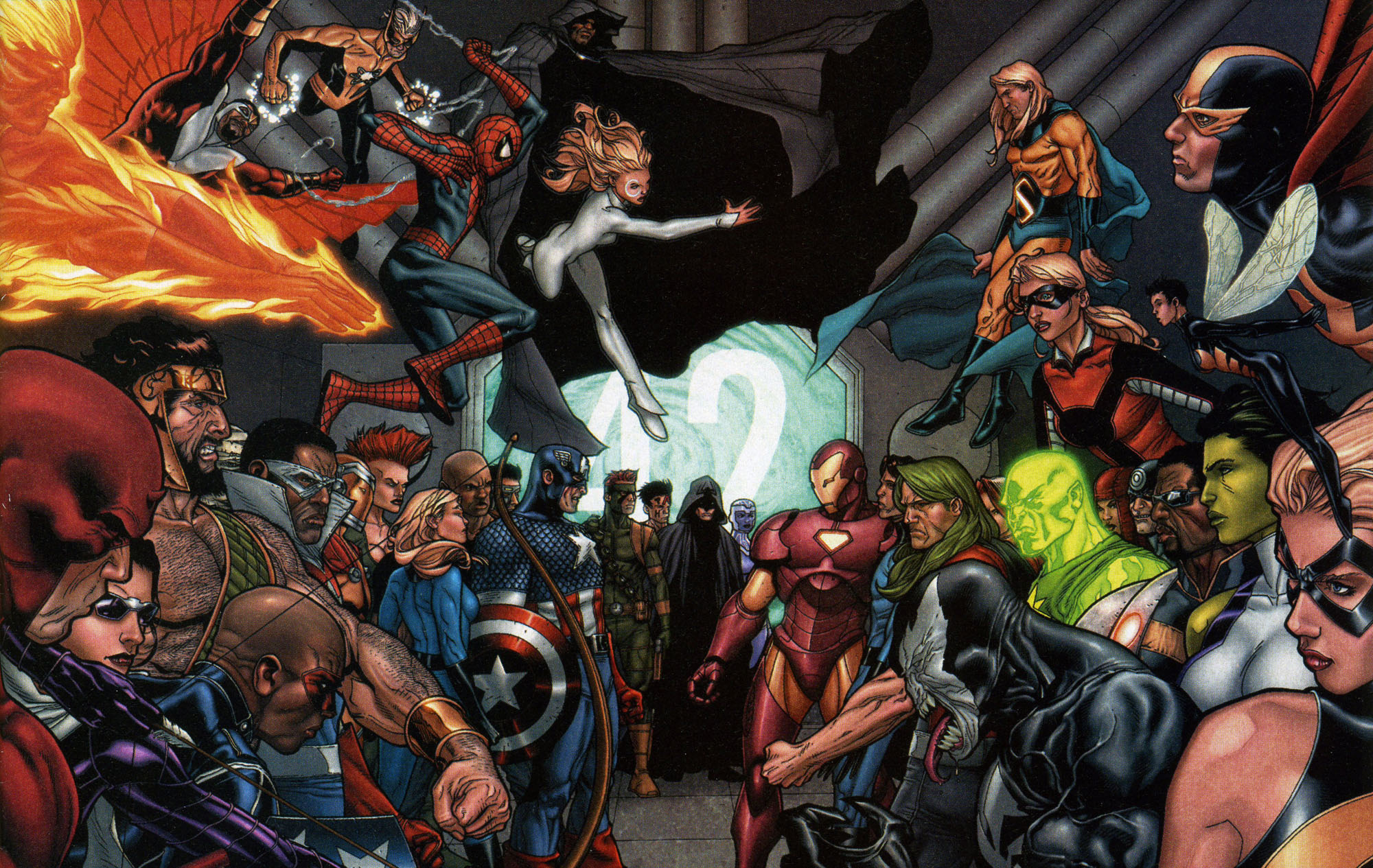 20 Things You Need to Know About Marvel's Civil War