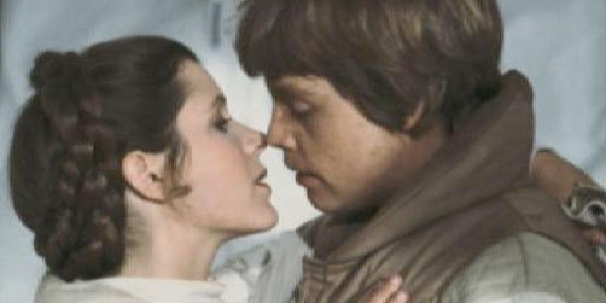 star wars luke and leia relationship help