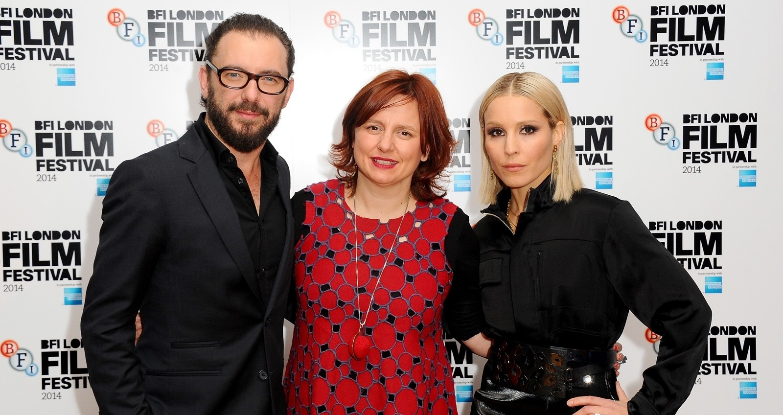 The Drop Premiere LFF - Noomi Rapace