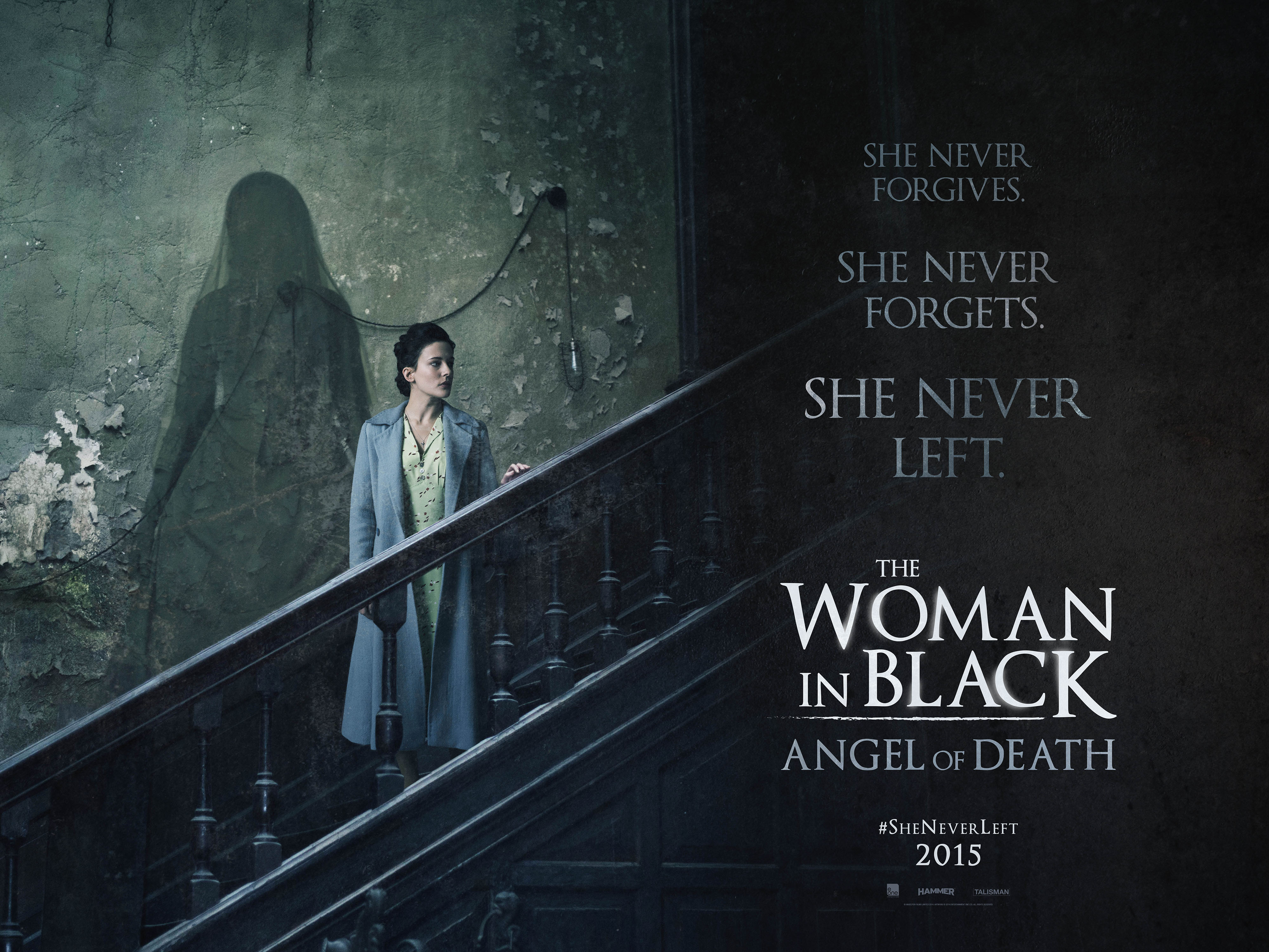 the woman in black - angel of death trailer
