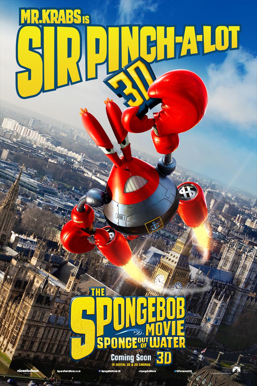 Spongebob Film 3d