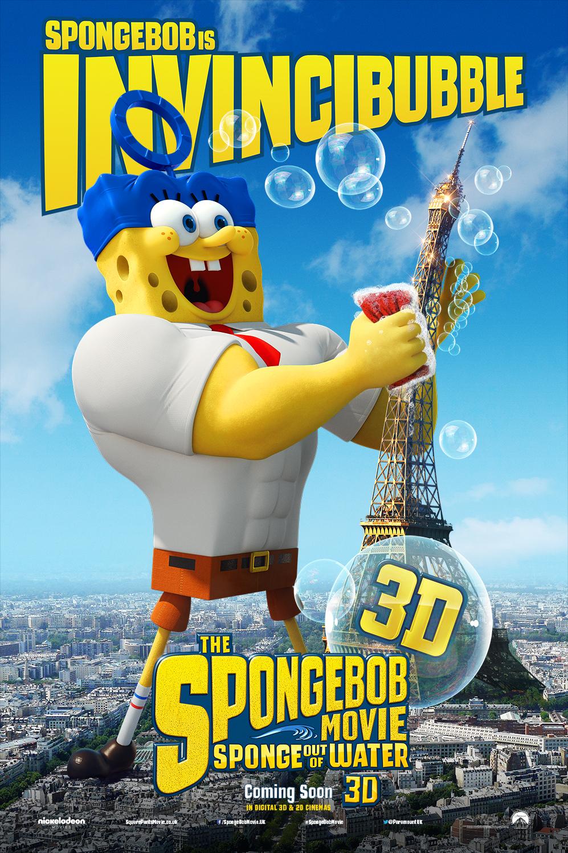 |Spongebob Movie Poster