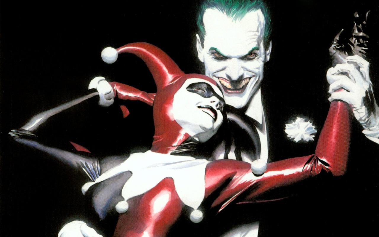 Joker-And-Harley-Quinn-HD-Wallpapers - HeyUGuys