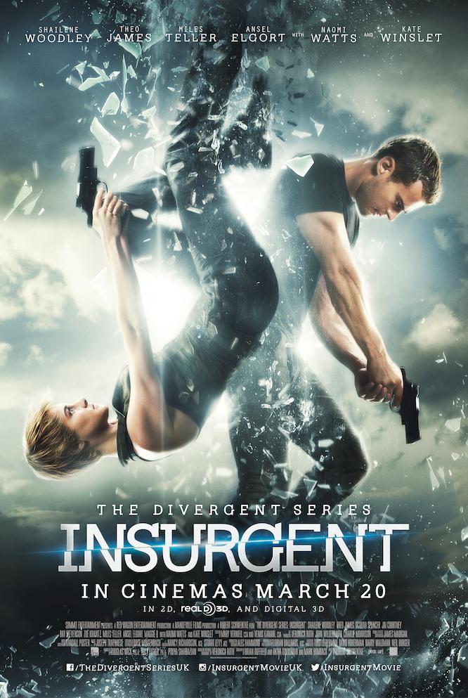 insurgent movies vs books essay