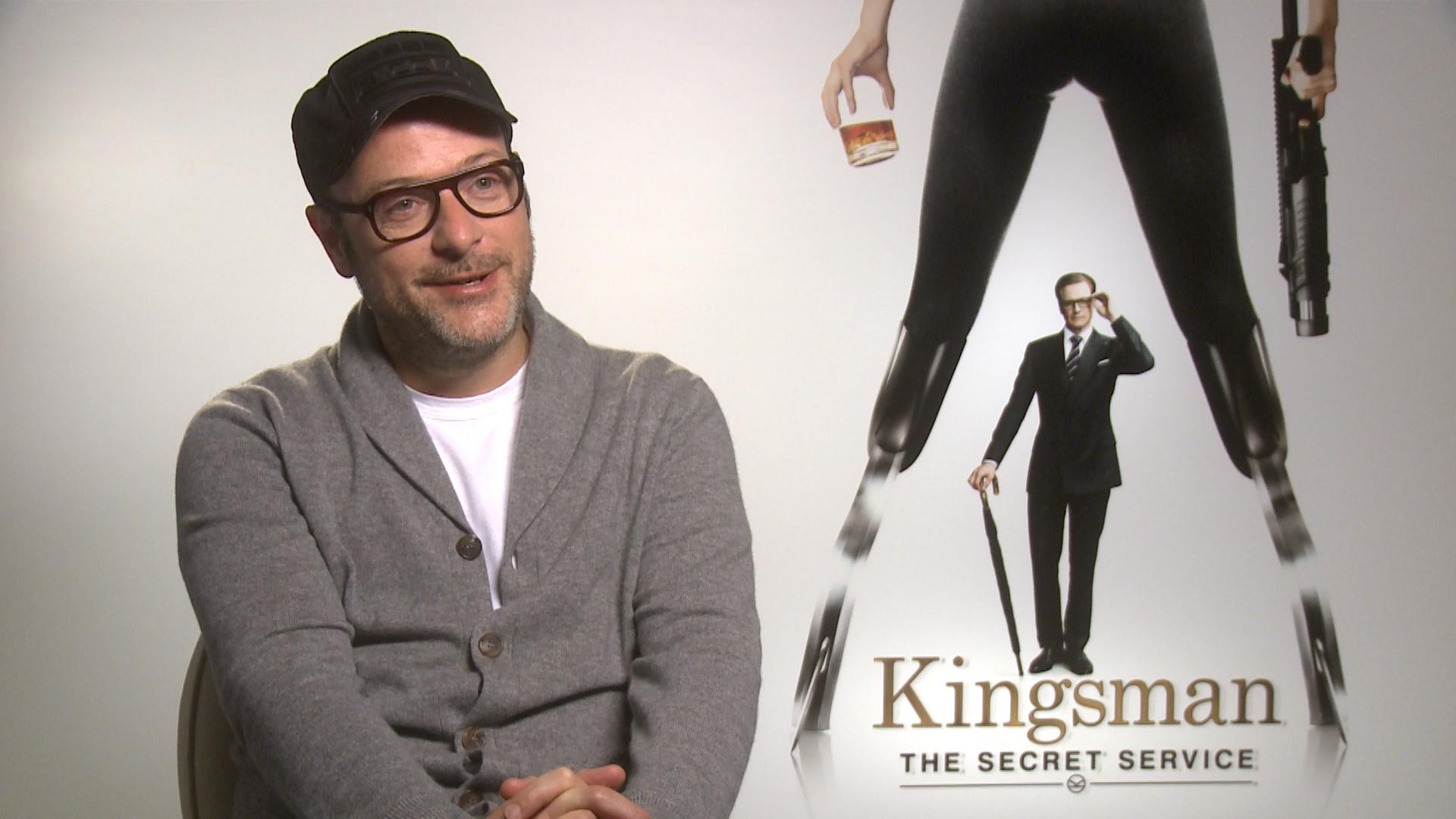 Kingsman The Secret Service Interview: Matthew Vaughn On Kingsman: The Secret Service & The Lack