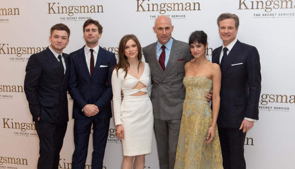 Film Kingsman Colin Firth
