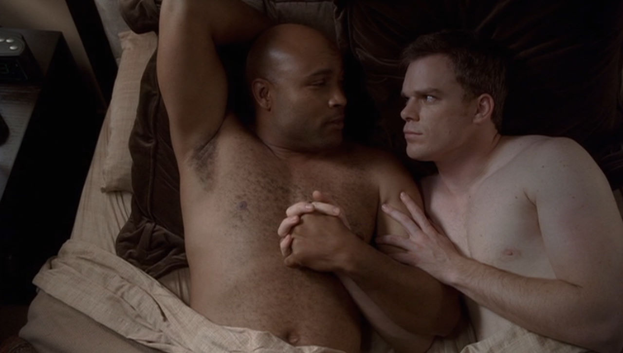 from Salvador is michael c hall gay