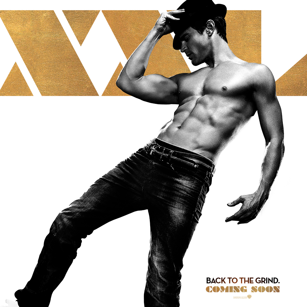 magic mike xxl posters. Black Bedroom Furniture Sets. Home Design Ideas