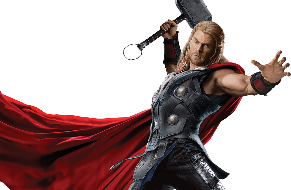 Download Thor Png: Ten We'd Like To See In A Future